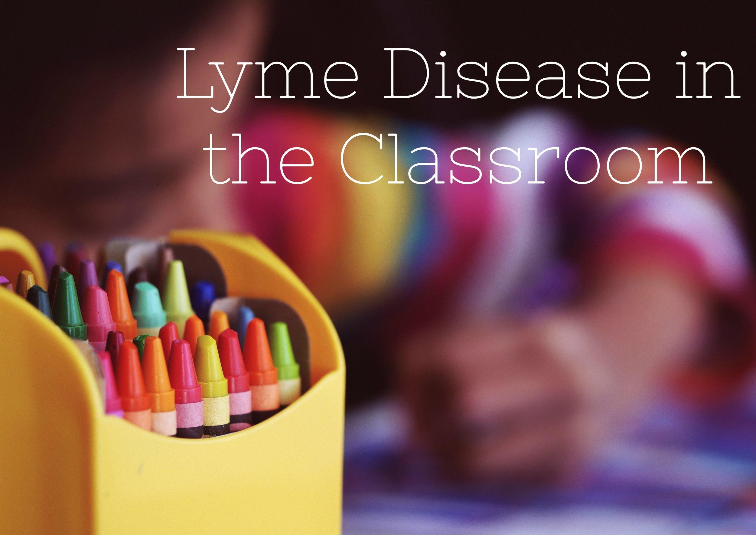 Lyme Disease  in the Classroom.jpg