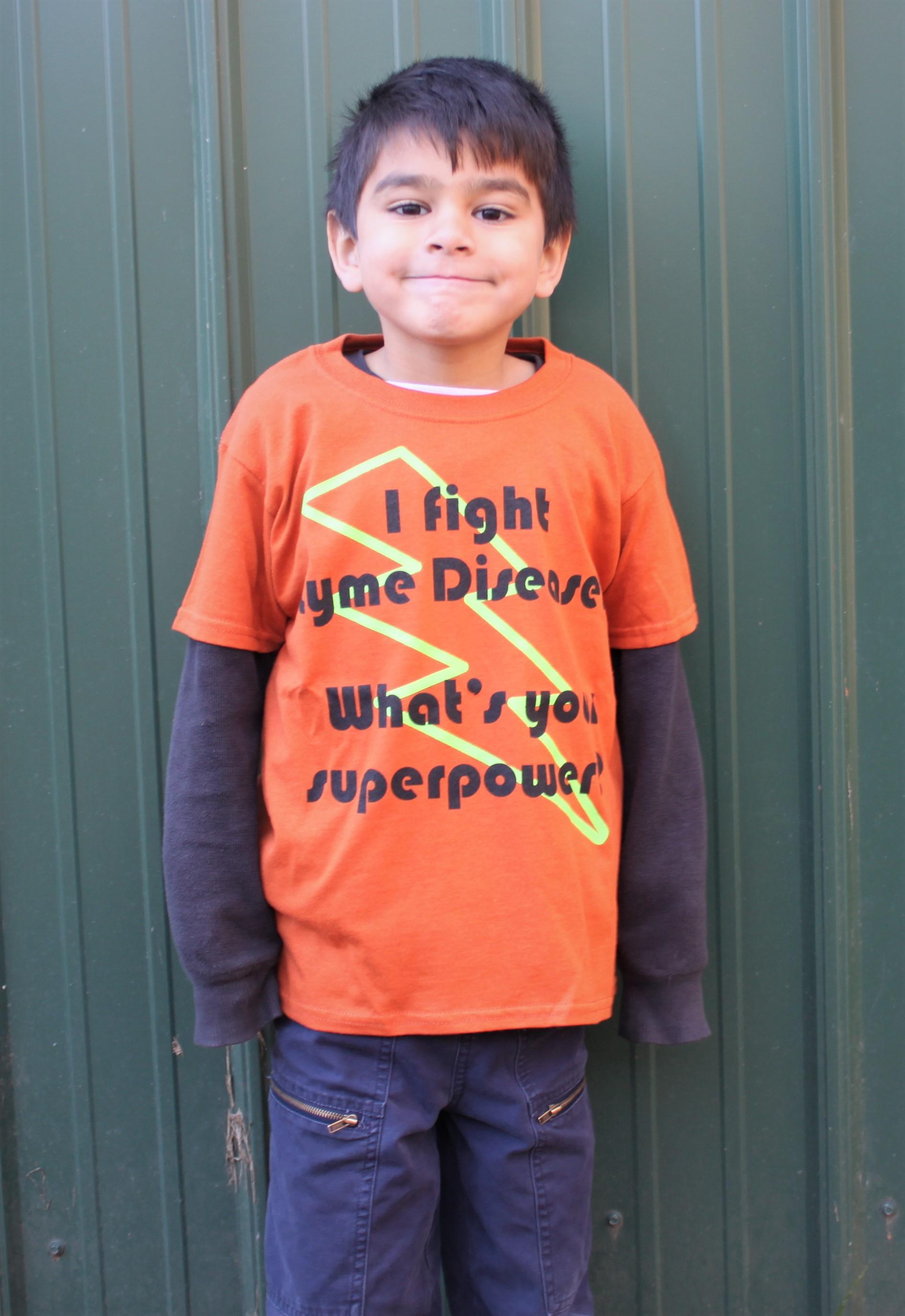 Kids Lyme Shirt