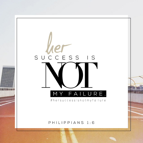 Her Success is Not my Failure - Tash