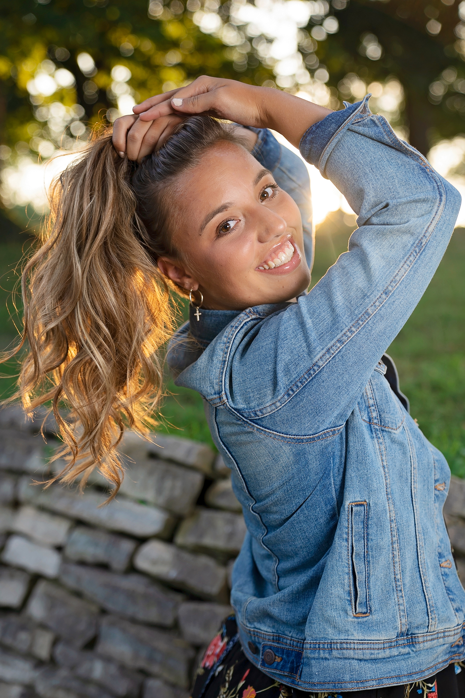 2020 Senior Model Emily B.