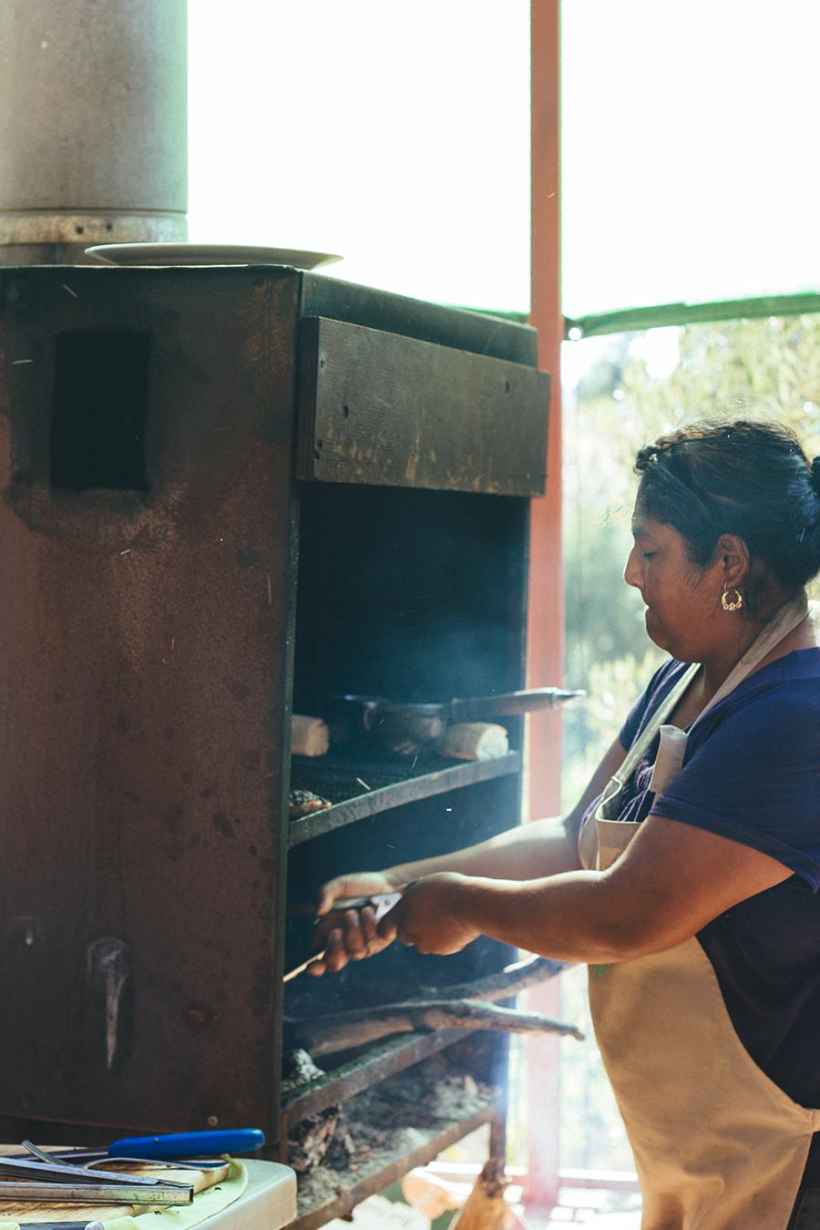El Pinar de 3 Mujeres, Valle de Guadalupe — © Life & Food