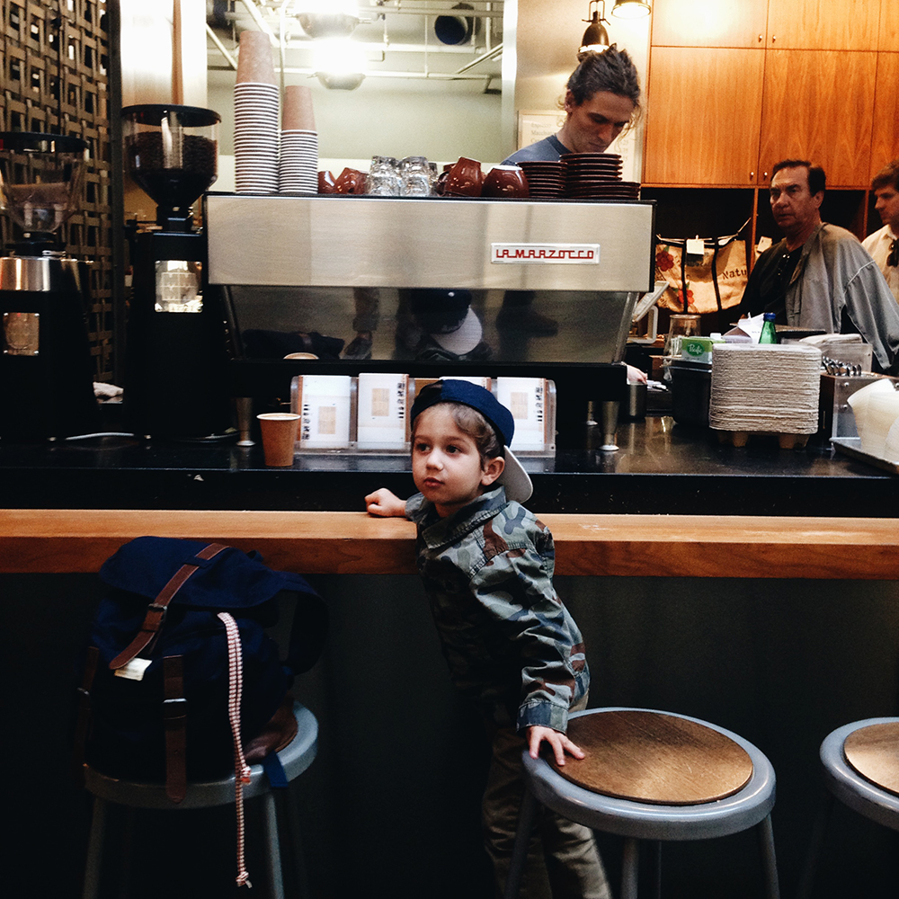 Blue Bottle Coffee | San Francisco, CA