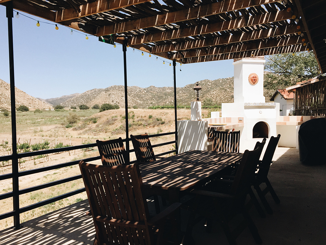 Valle de Guadalupe — Rancho Malagon —©Life and Food