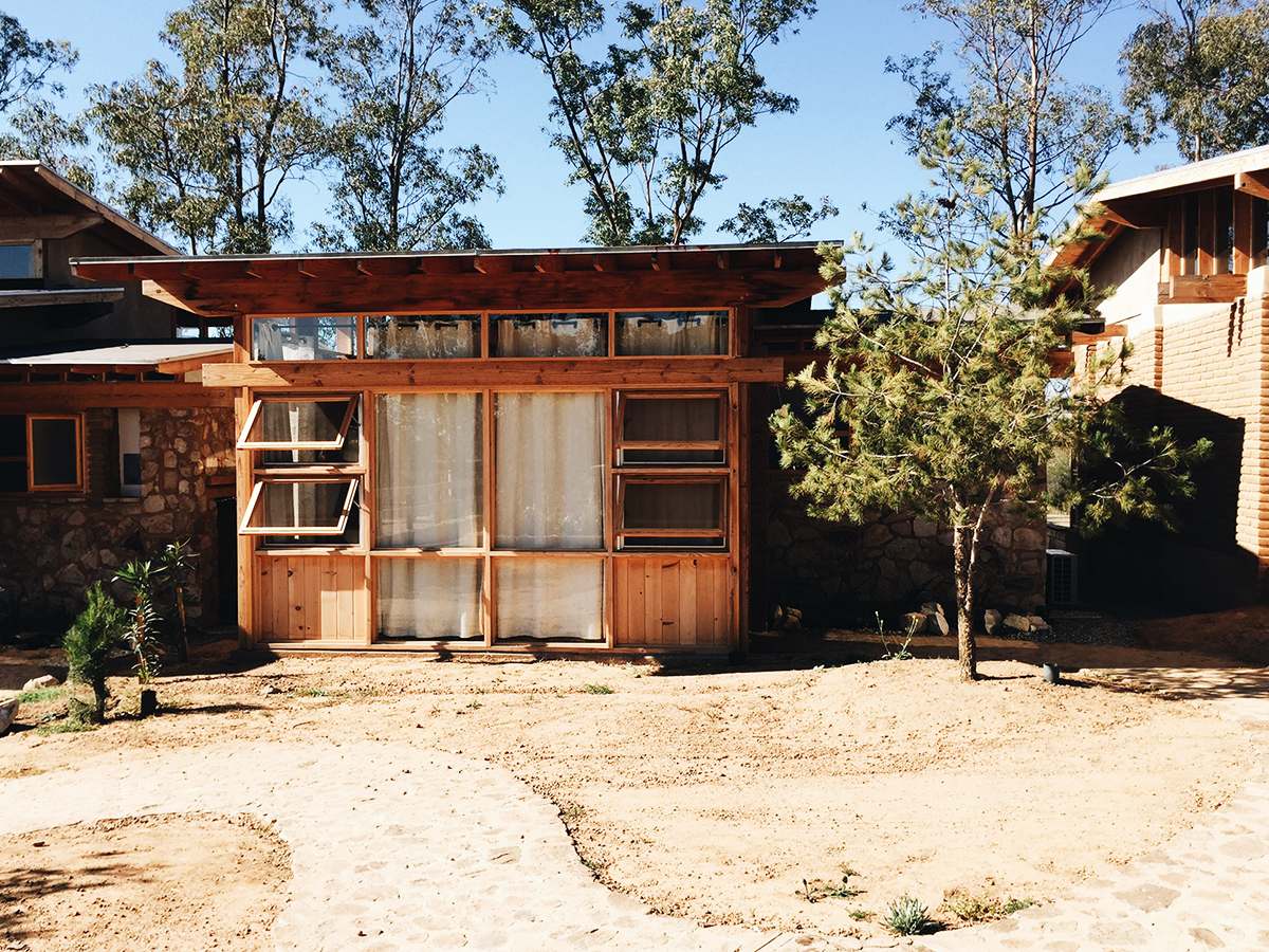 Casa Mayoral, Valle de Guadalupe   © Life and Food