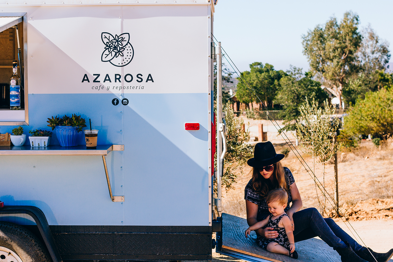 Azarosa, Valle de Guadalupe | ©Life and Food