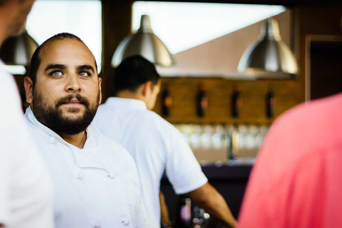 Chef Diego Hernández | © Life & Food