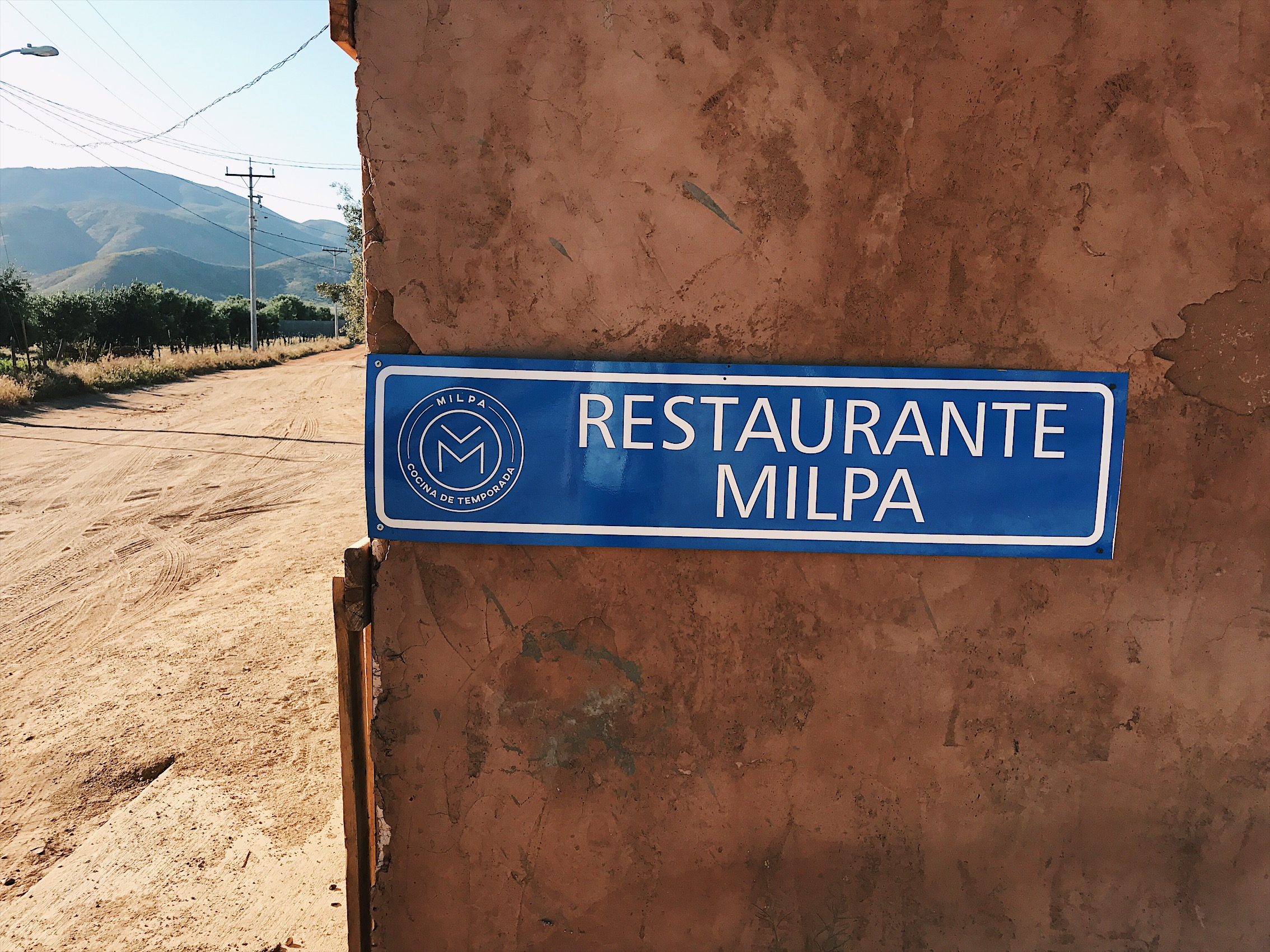 Milpa, Valle de Guadalupe | © Life & Food