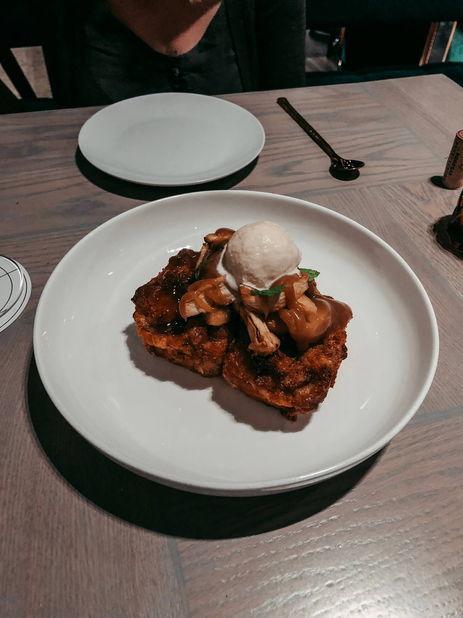 Bread Pudding | Georgina Restaurante