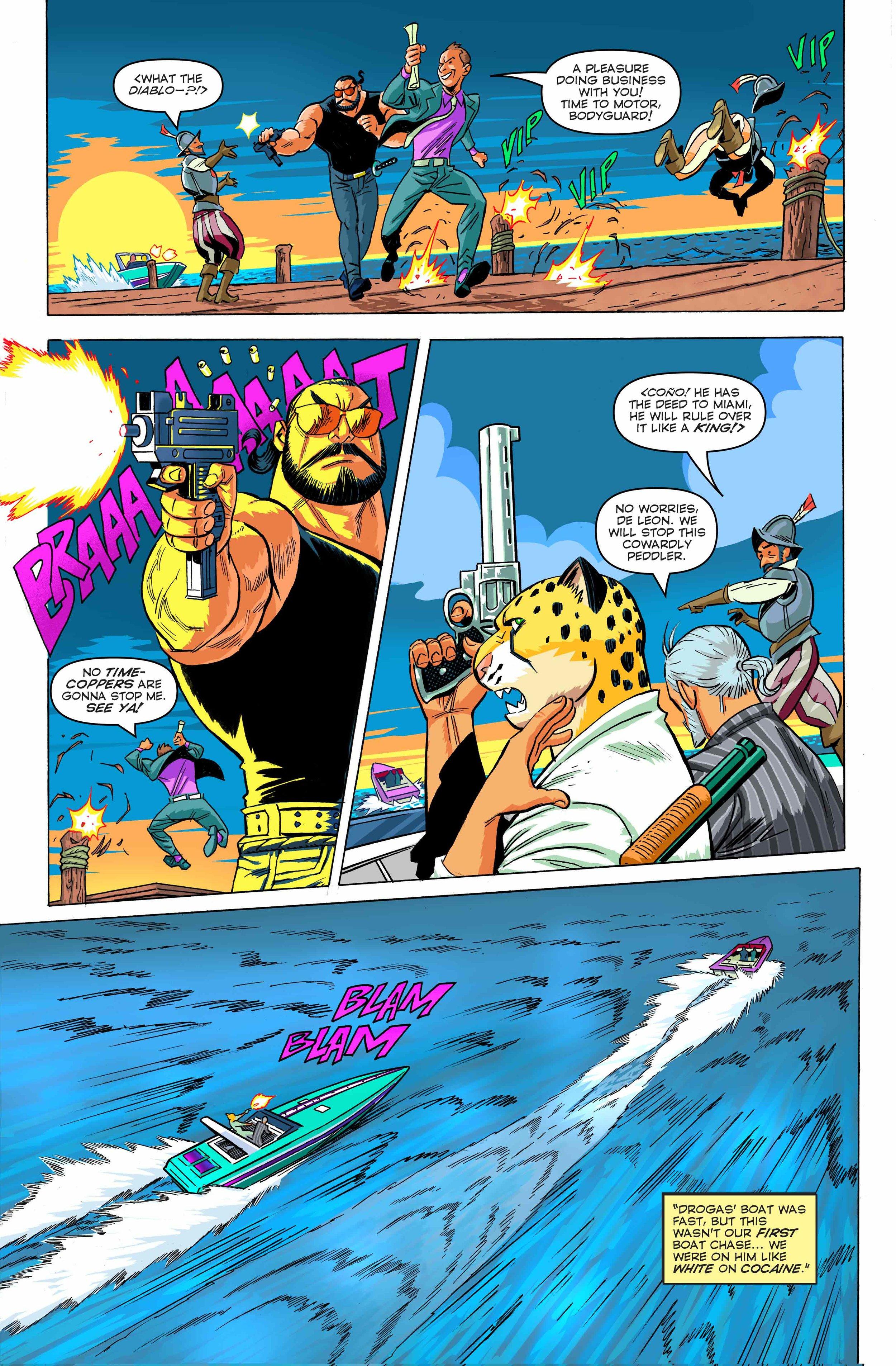Time Cheetah - Miami Price Page 3