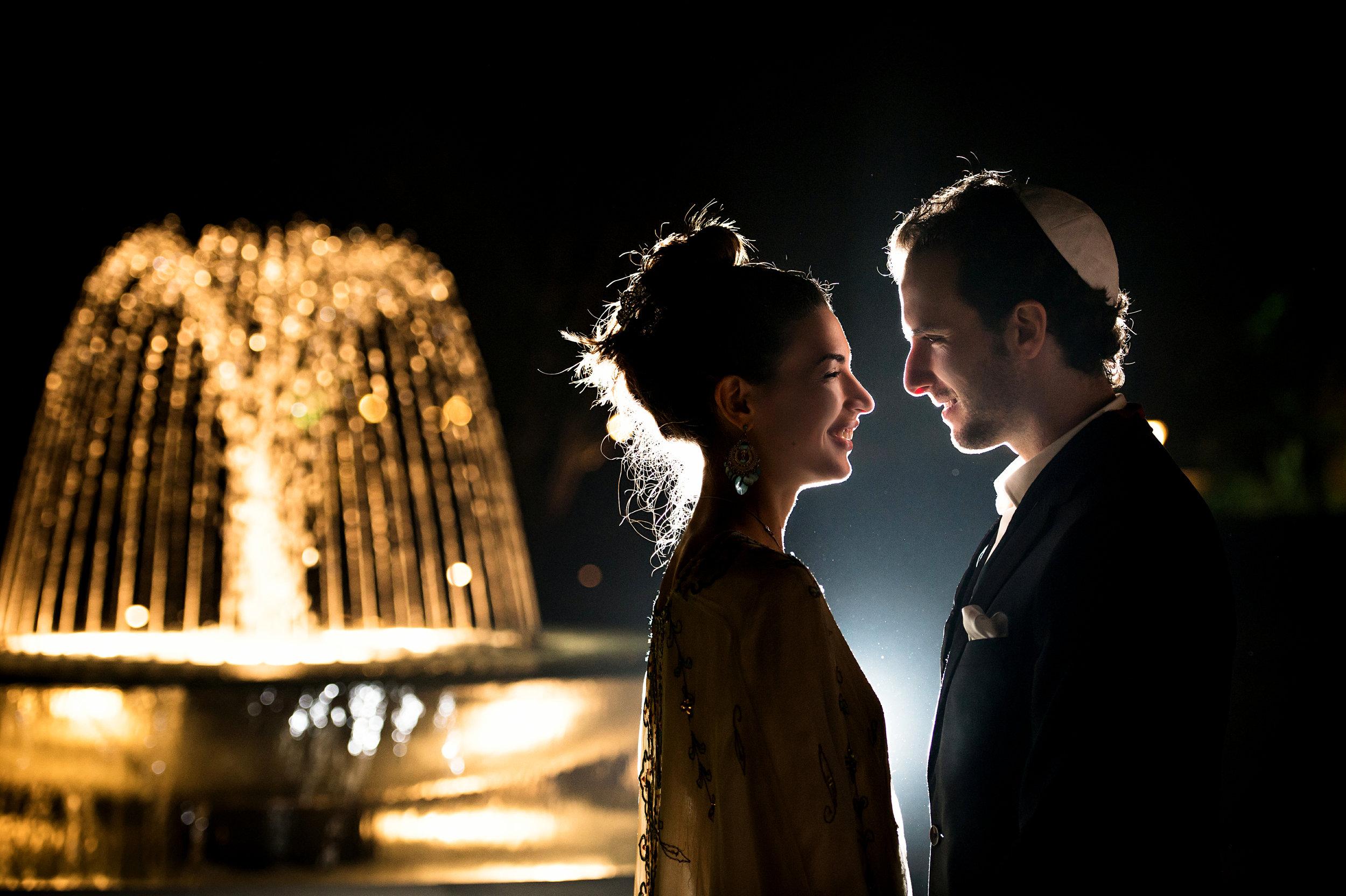 Los Angeles Jewish Wedding