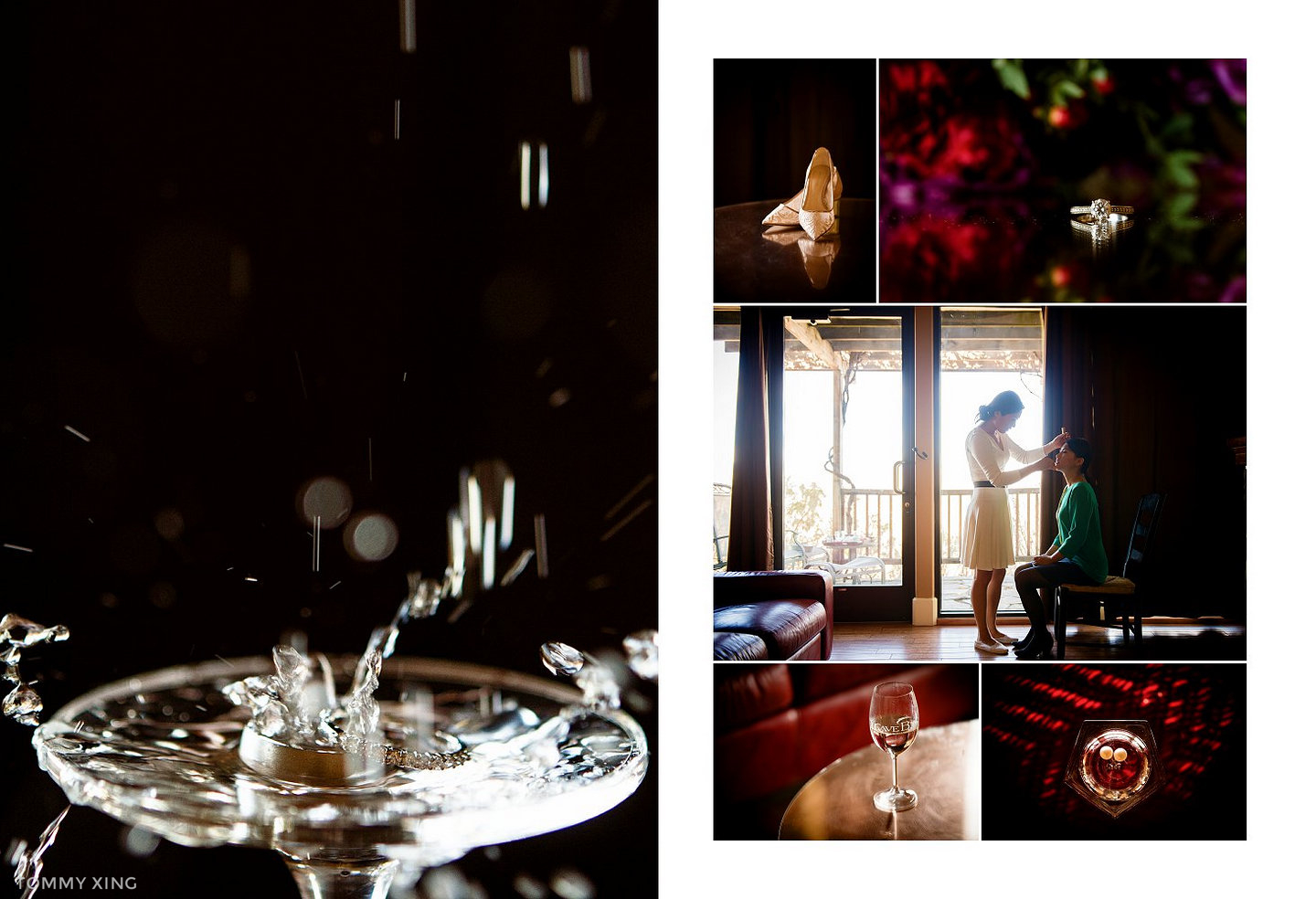 Tommy Xing Photography Seattle CAVE B ESTATE WINERY wedding 西雅图酒庄婚礼02.jpg