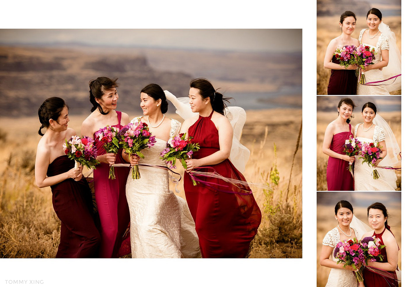 Tommy Xing Photography Seattle CAVE B ESTATE WINERY wedding 西雅图酒庄婚礼07.jpg