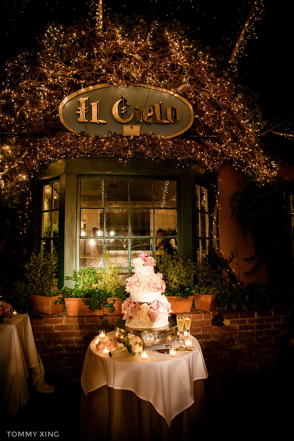 IL CIELO WEDDING Beverly Hills by Tommy Xing Photography 172.jpg
