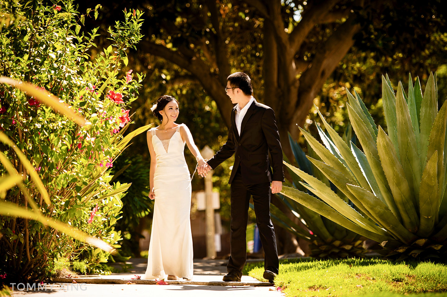 Los Angeles per-wedding 洛杉矶婚纱照 by Tommy Xing Photography 01.jpg