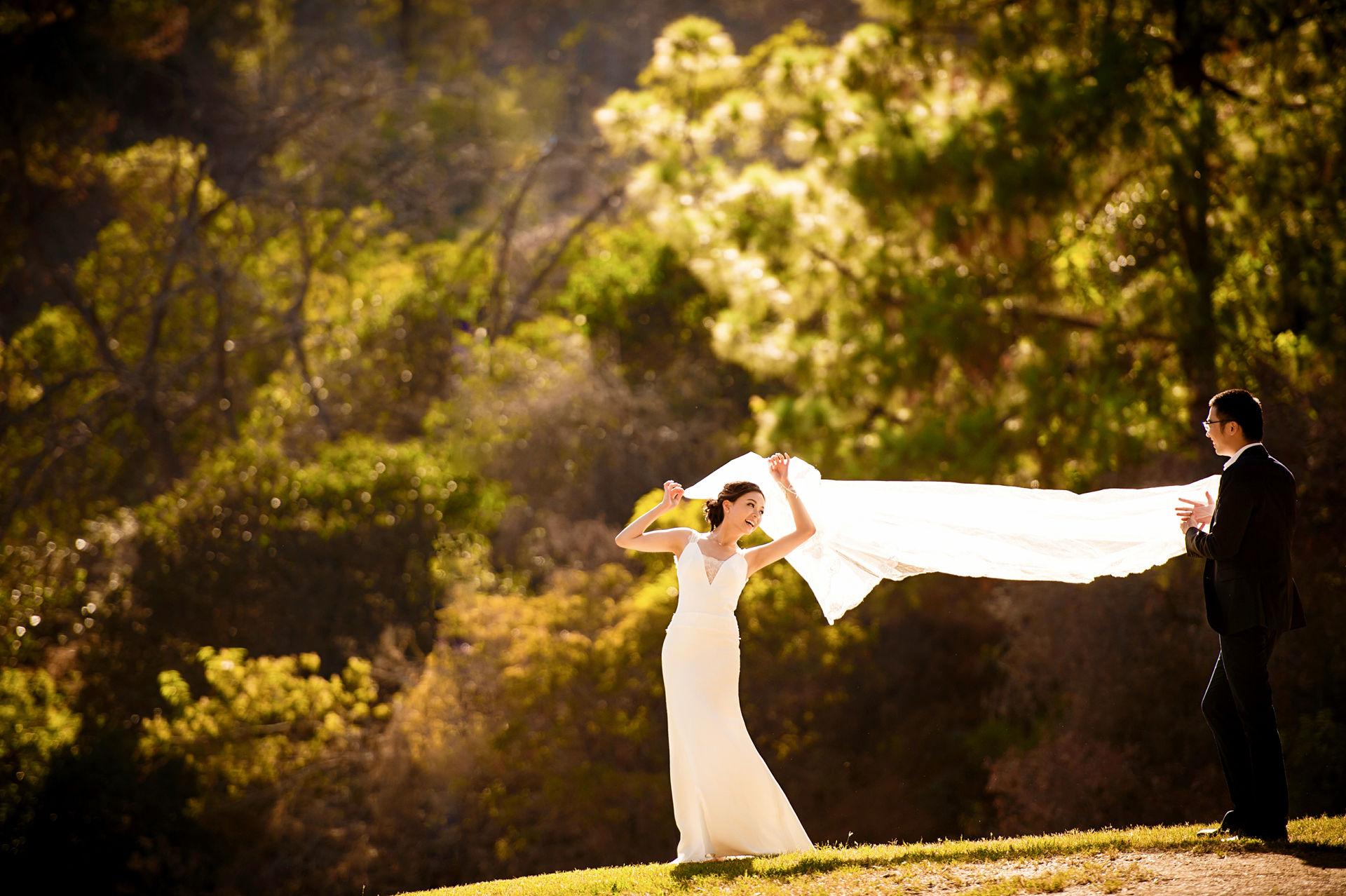 洛杉矶婚纱照by Tommy Xing