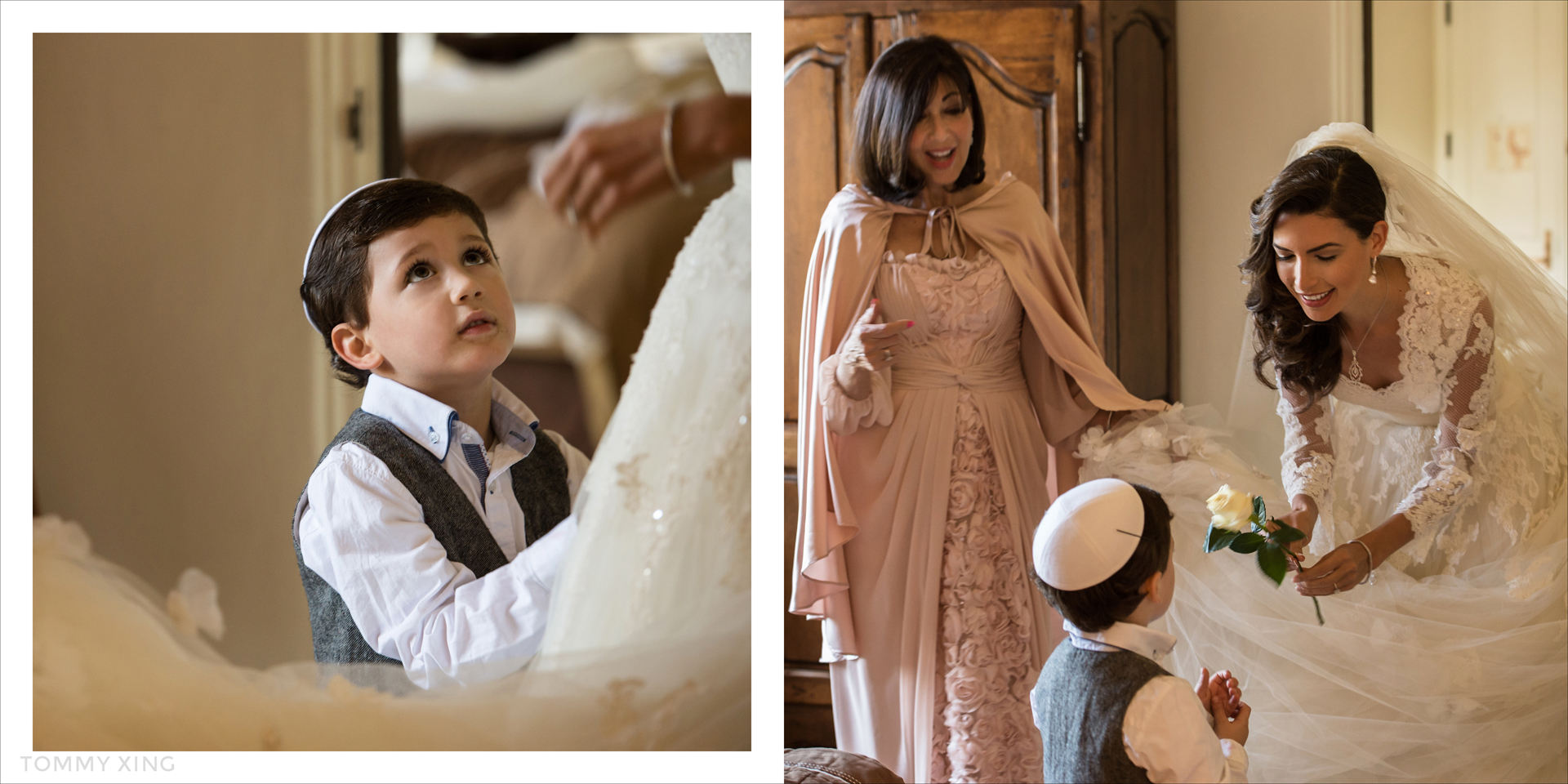 Los Angeles Jewishg Wedding at Riviera Country Club in Pacific Palisades 洛杉矶婚礼婚纱摄影师  Tommy Xing Photography 05.jpg