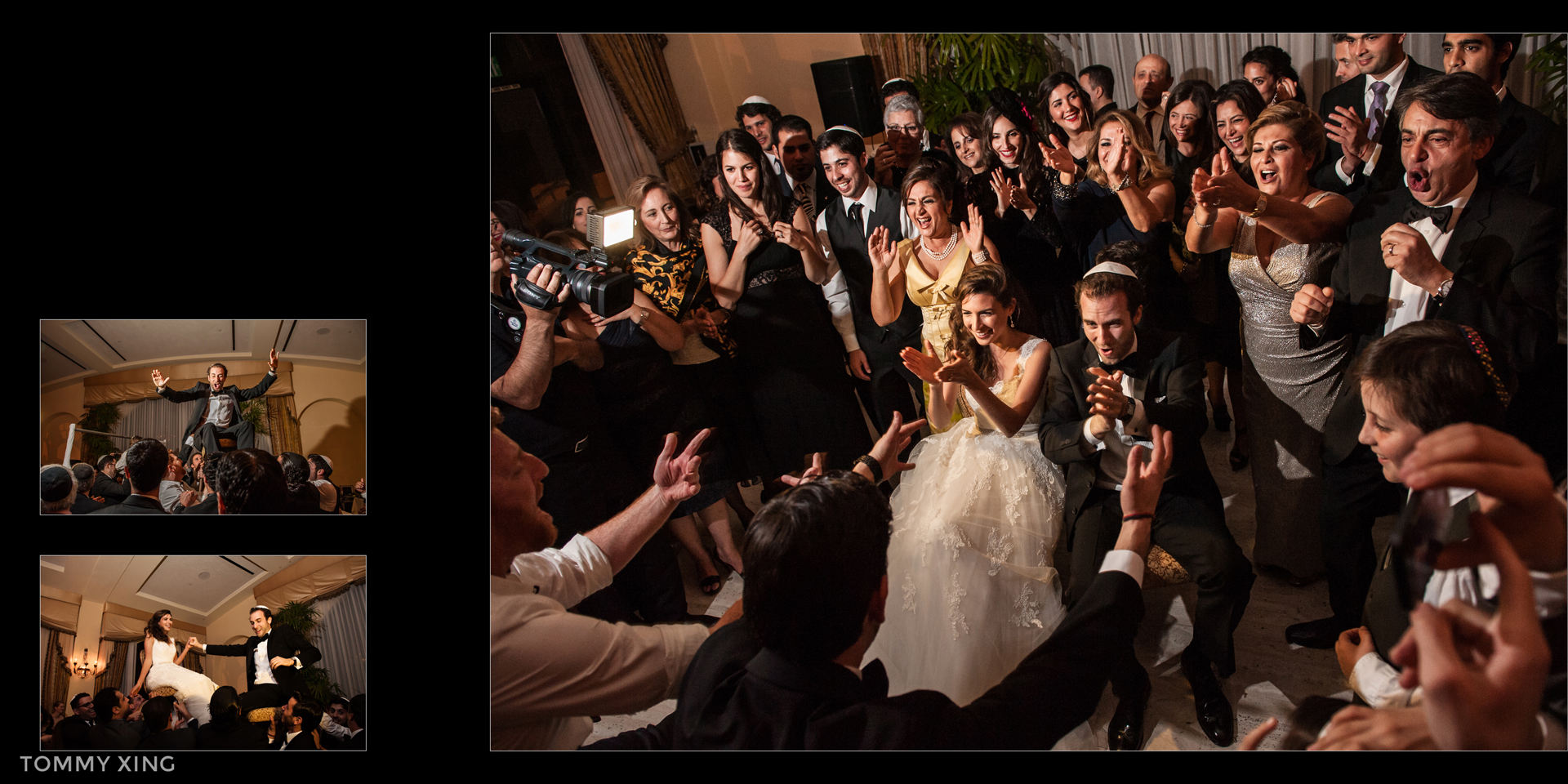 Los Angeles Jewishg Wedding at Riviera Country Club in Pacific Palisades 洛杉矶婚礼婚纱摄影师  Tommy Xing Photography 29.jpg