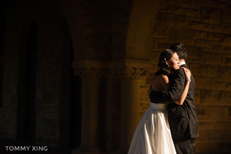 STANFORD MEMORIAL CHURCH WEDDING SAN FRANCISCO BAY AREA 斯坦福教堂婚礼 洛杉矶婚礼婚纱摄影师  Tommy Xing 69.jpg