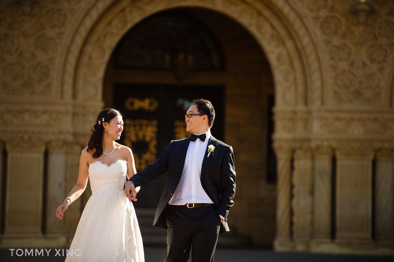 STANFORD MEMORIAL CHURCH WEDDING SAN FRANCISCO BAY AREA 斯坦福教堂婚礼 洛杉矶婚礼婚纱摄影师  Tommy Xing 68.jpg