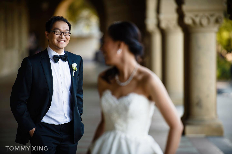 STANFORD MEMORIAL CHURCH WEDDING SAN FRANCISCO BAY AREA 斯坦福教堂婚礼 洛杉矶婚礼婚纱摄影师  Tommy Xing 74.jpg