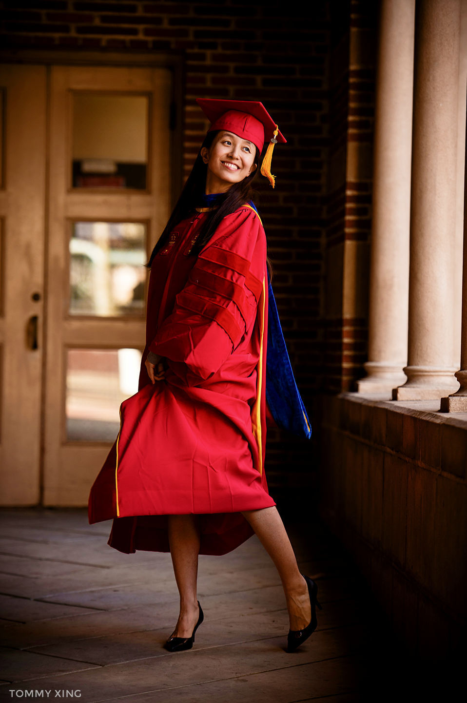 Graduation portrait photography - USC - Los Angeles - Tommy Xing Photography 02.jpg