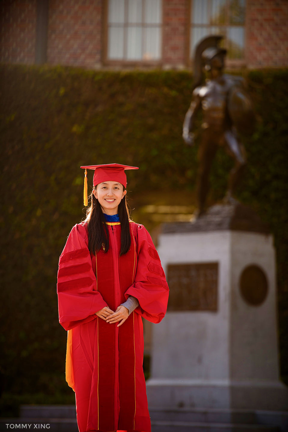 Graduation portrait photography - USC - Los Angeles - Tommy Xing Photography 04.jpg