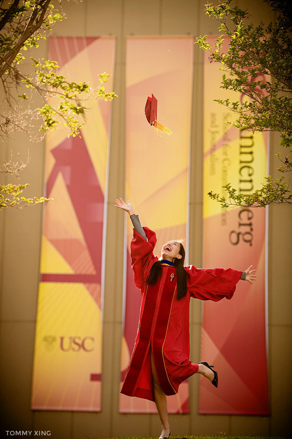 Graduation portrait photography - USC - Los Angeles - Tommy Xing Photography 06.jpg