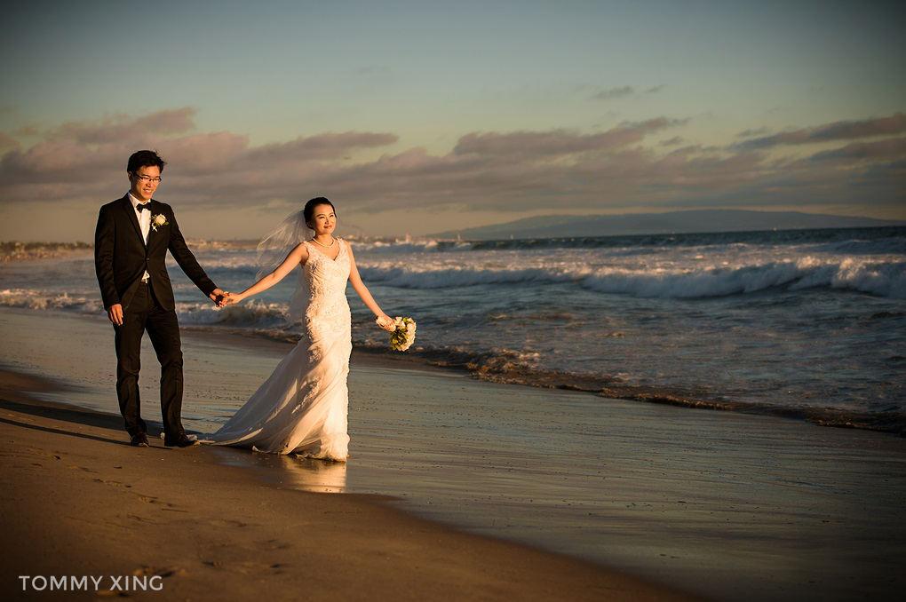 洛杉矶santa monica婚纱照 - Los Angeles pre wedding - Tommy Xing