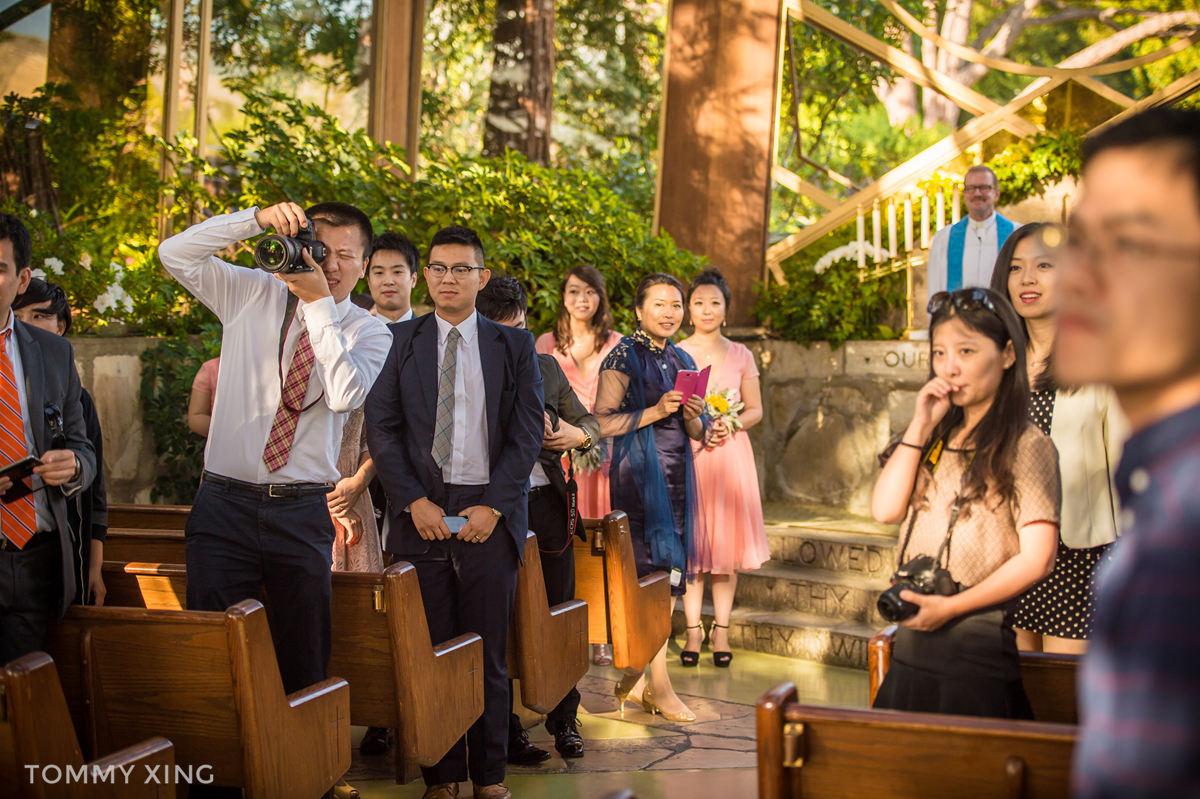 Los Angeles WAYFARERS CHAPEL Wedding - 洛杉矶玻璃教堂婚礼摄影跟拍 - Tommy Xing057.JPG