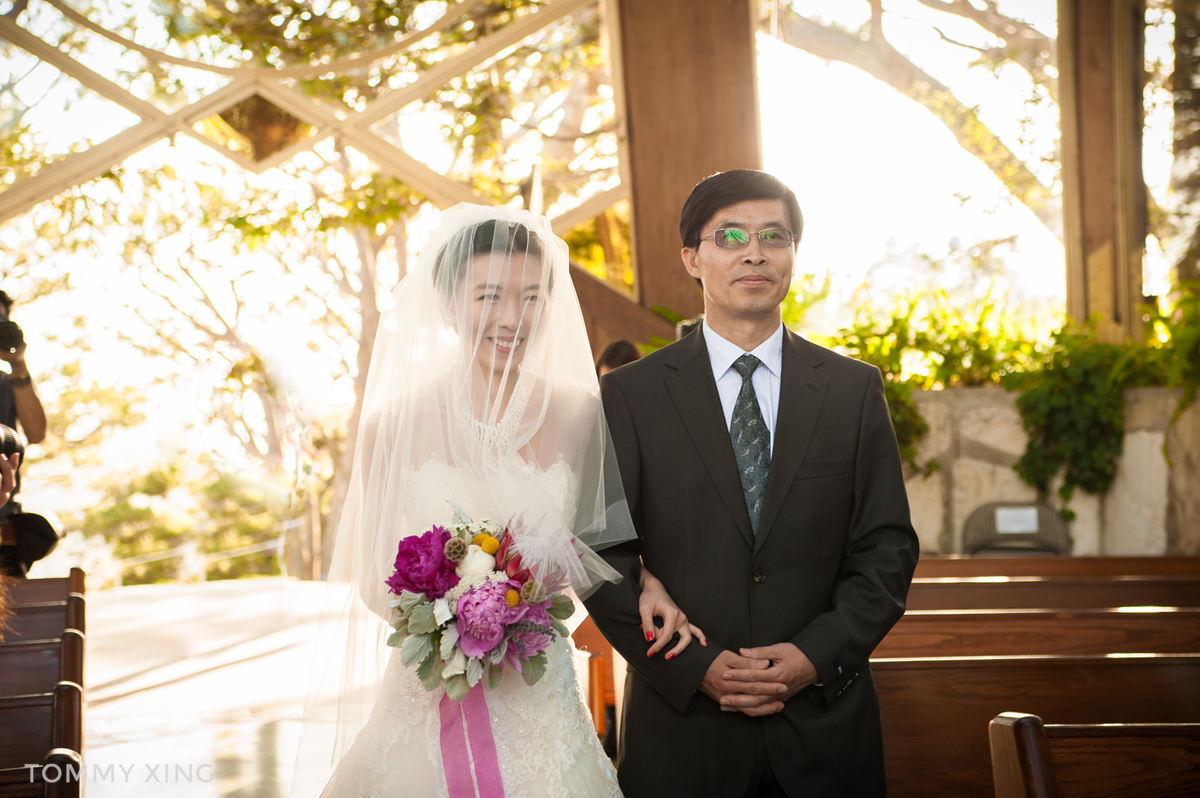 Los Angeles WAYFARERS CHAPEL Wedding - 洛杉矶玻璃教堂婚礼摄影跟拍 - Tommy Xing060.JPG