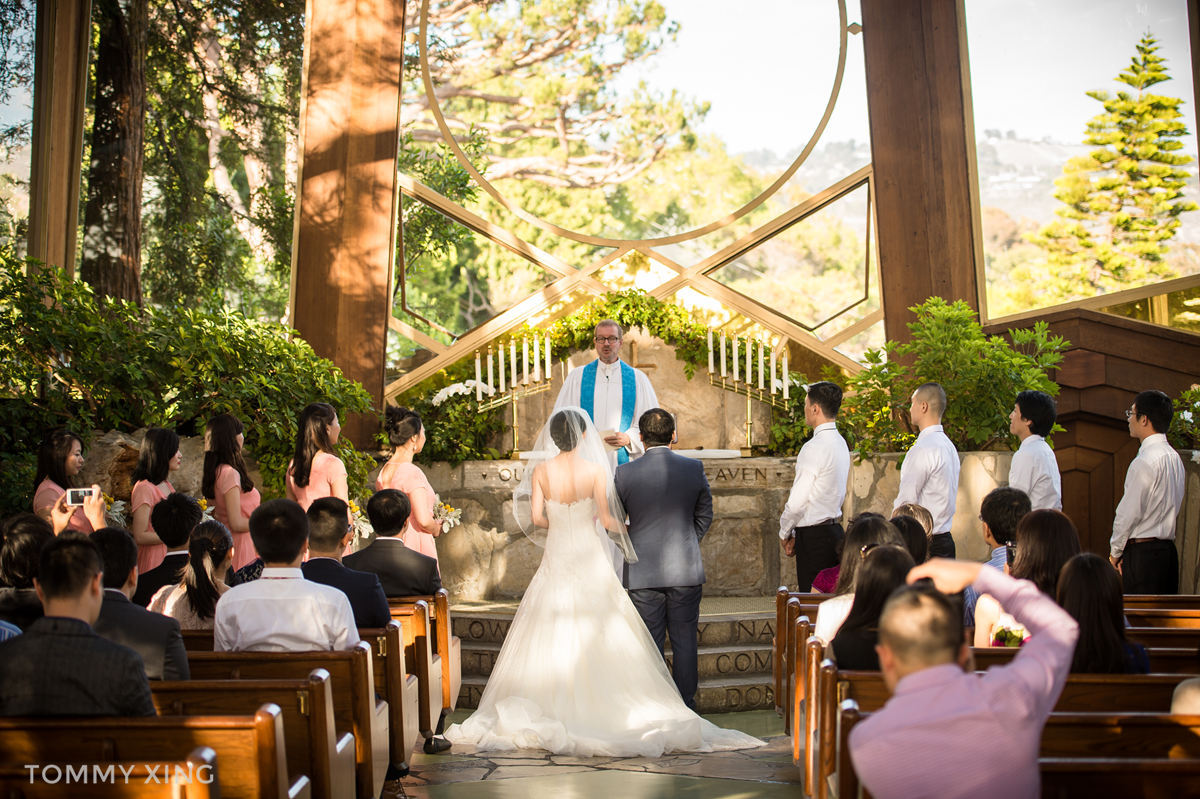 Los Angeles WAYFARERS CHAPEL Wedding - 洛杉矶玻璃教堂婚礼摄影跟拍 - Tommy Xing063.JPG
