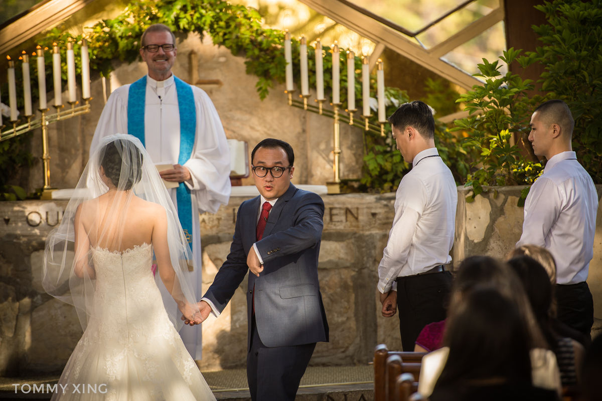 Los Angeles WAYFARERS CHAPEL Wedding - 洛杉矶玻璃教堂婚礼摄影跟拍 - Tommy Xing064.JPG