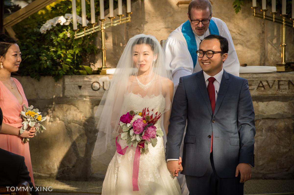 Los Angeles WAYFARERS CHAPEL Wedding - 洛杉矶玻璃教堂婚礼摄影跟拍 - Tommy Xing066.JPG