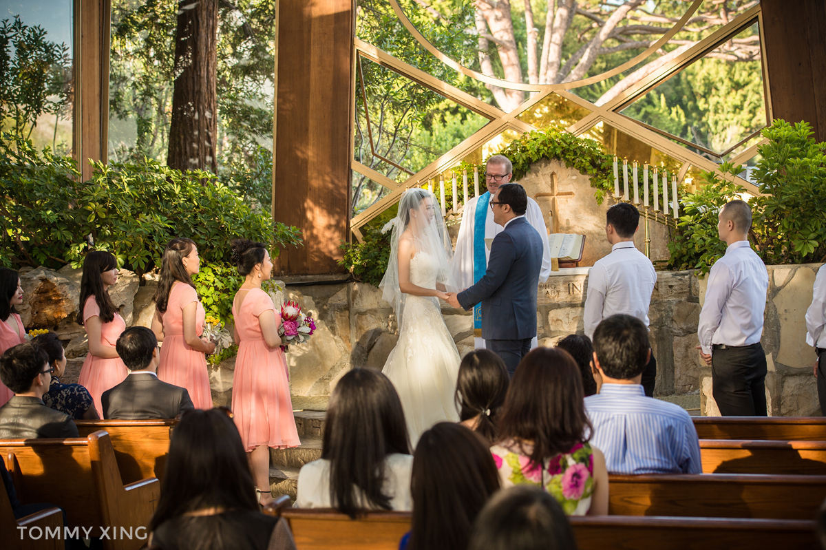 Los Angeles WAYFARERS CHAPEL Wedding - 洛杉矶玻璃教堂婚礼摄影跟拍 - Tommy Xing067.JPG