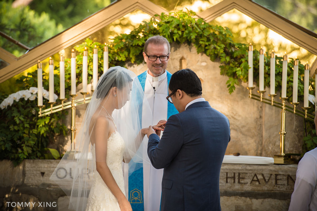 Los Angeles WAYFARERS CHAPEL Wedding - 洛杉矶玻璃教堂婚礼摄影跟拍 - Tommy Xing068.JPG