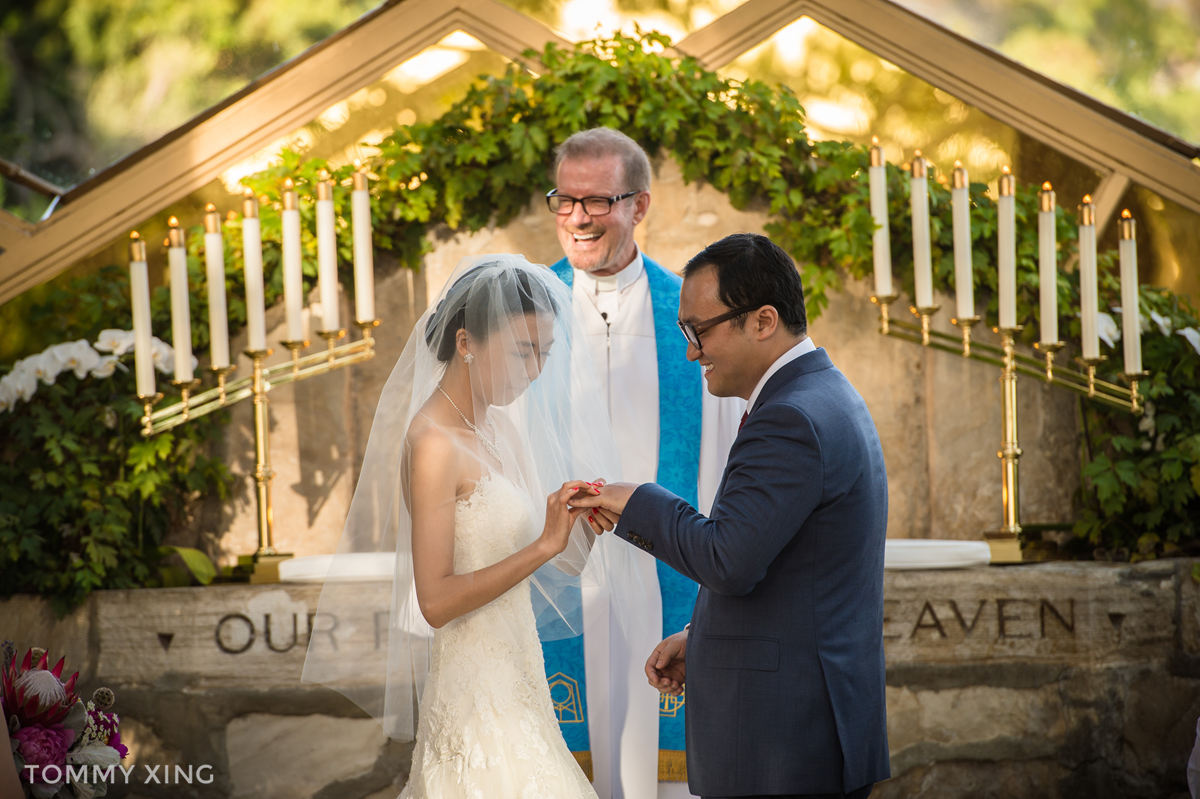 Los Angeles WAYFARERS CHAPEL Wedding - 洛杉矶玻璃教堂婚礼摄影跟拍 - Tommy Xing069.JPG