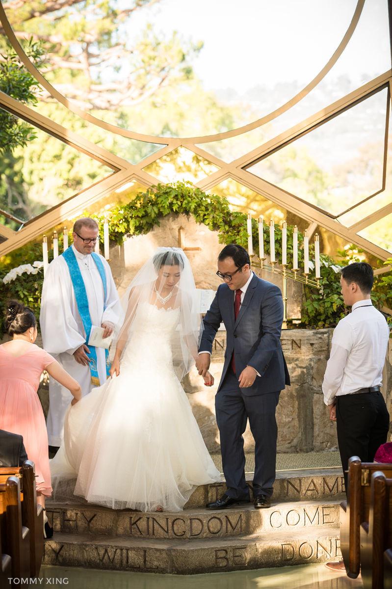 Los Angeles WAYFARERS CHAPEL Wedding - 洛杉矶玻璃教堂婚礼摄影跟拍 - Tommy Xing072.JPG