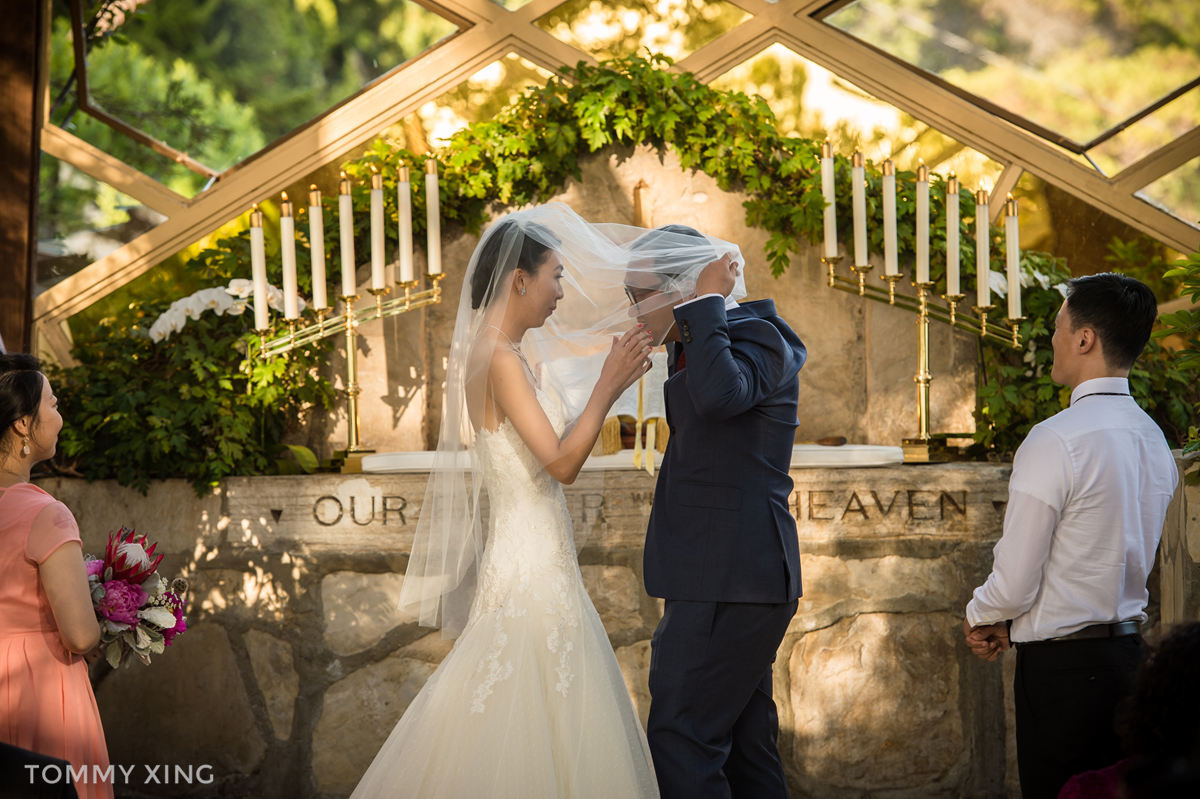Los Angeles WAYFARERS CHAPEL Wedding - 洛杉矶玻璃教堂婚礼摄影跟拍 - Tommy Xing073.JPG