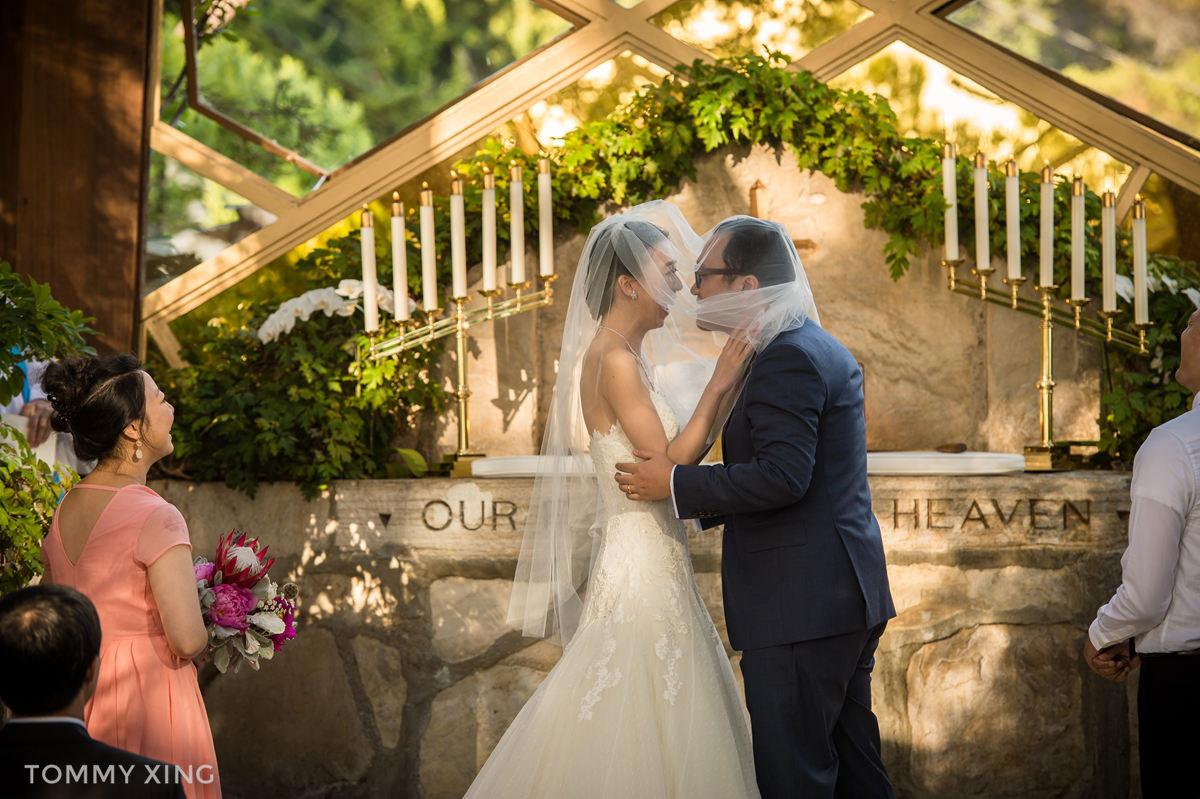 Los Angeles WAYFARERS CHAPEL Wedding - 洛杉矶玻璃教堂婚礼摄影跟拍 - Tommy Xing074.JPG