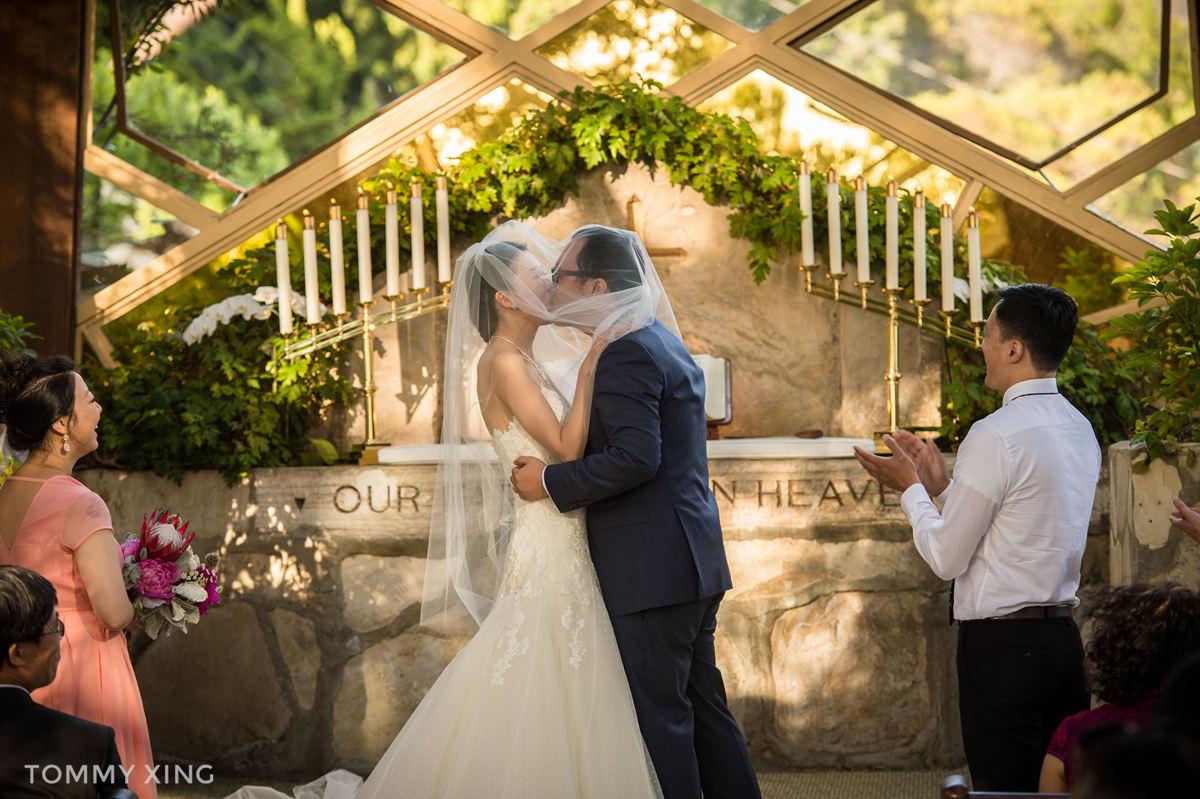 Los Angeles WAYFARERS CHAPEL Wedding - 洛杉矶玻璃教堂婚礼摄影跟拍 - Tommy Xing075.JPG