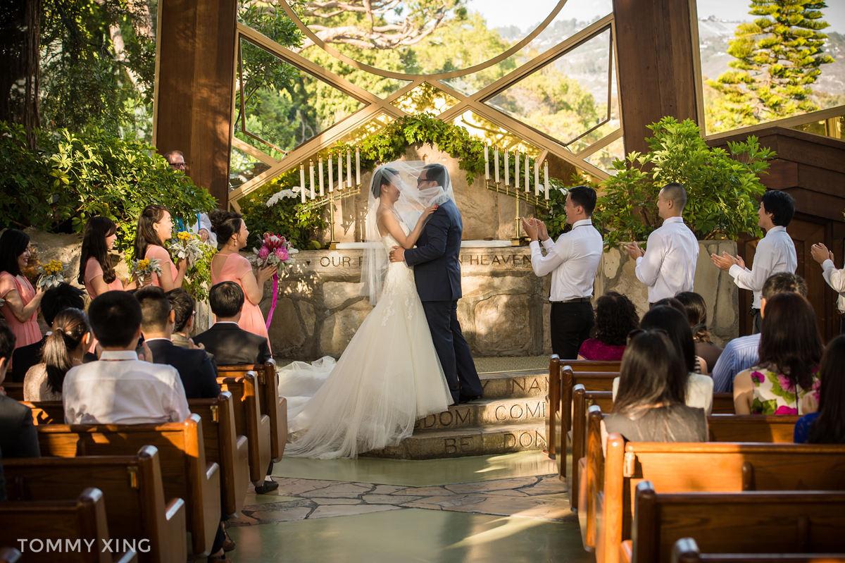 Los Angeles WAYFARERS CHAPEL Wedding - 洛杉矶玻璃教堂婚礼摄影跟拍 - Tommy Xing076.JPG