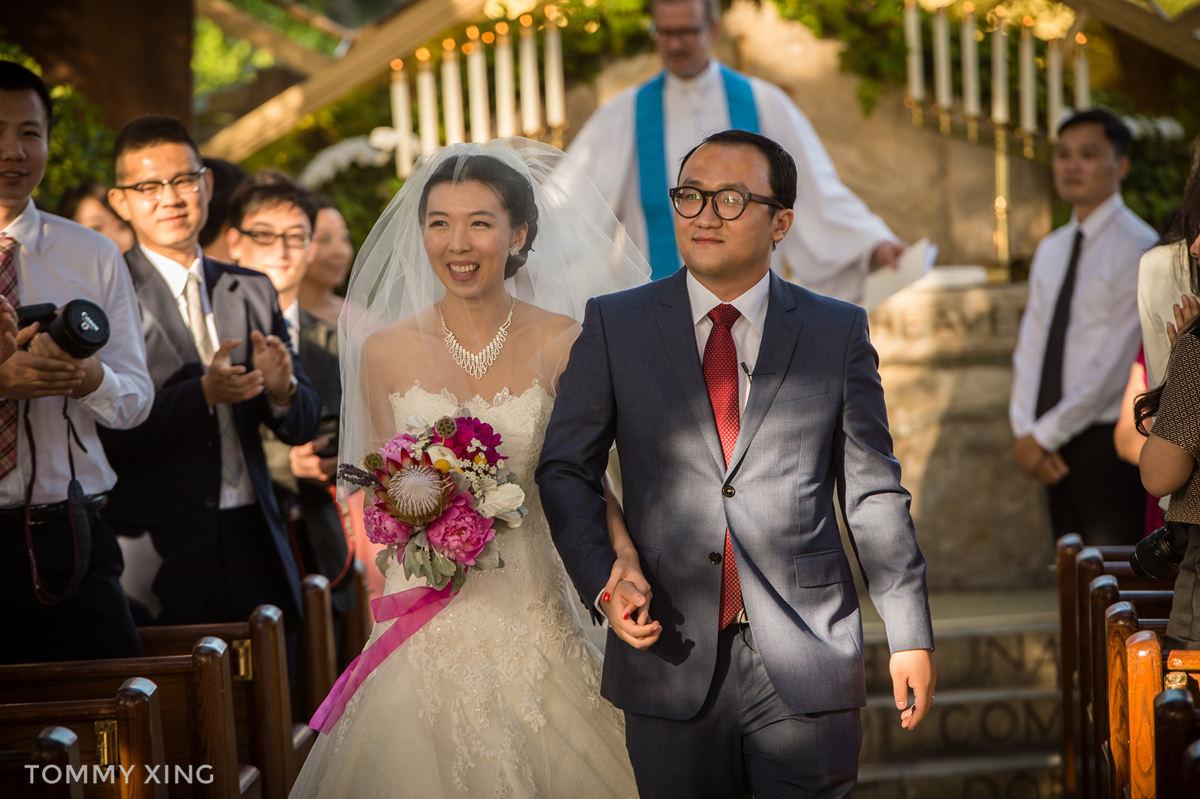Los Angeles WAYFARERS CHAPEL Wedding - 洛杉矶玻璃教堂婚礼摄影跟拍 - Tommy Xing078.JPG