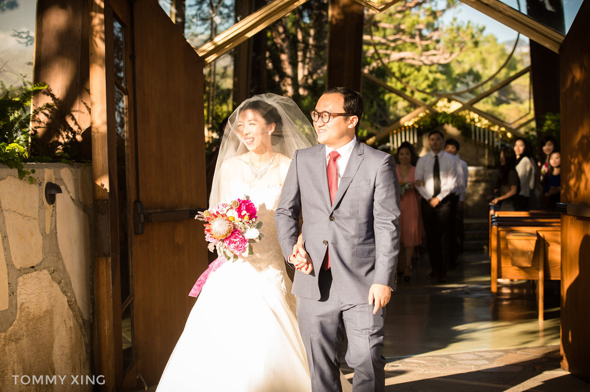 Los Angeles WAYFARERS CHAPEL Wedding - 洛杉矶玻璃教堂婚礼摄影跟拍 - Tommy Xing080.JPG