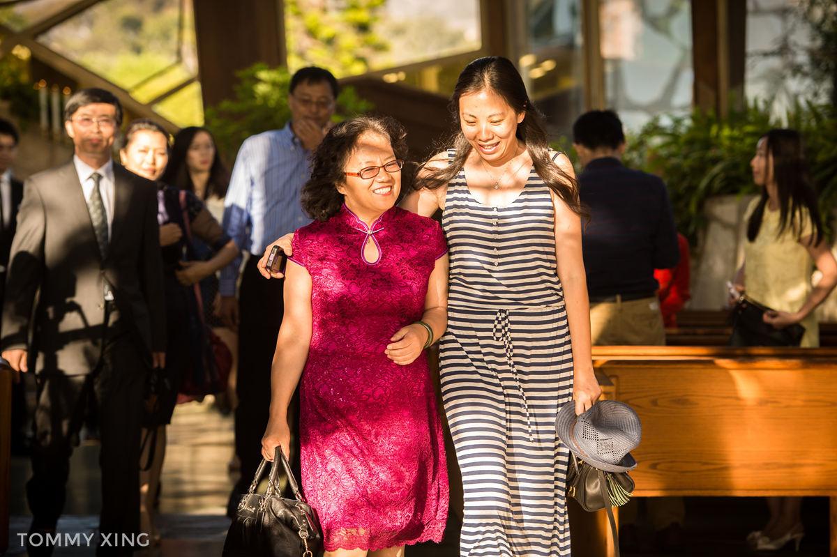 Los Angeles WAYFARERS CHAPEL Wedding - 洛杉矶玻璃教堂婚礼摄影跟拍 - Tommy Xing081.JPG