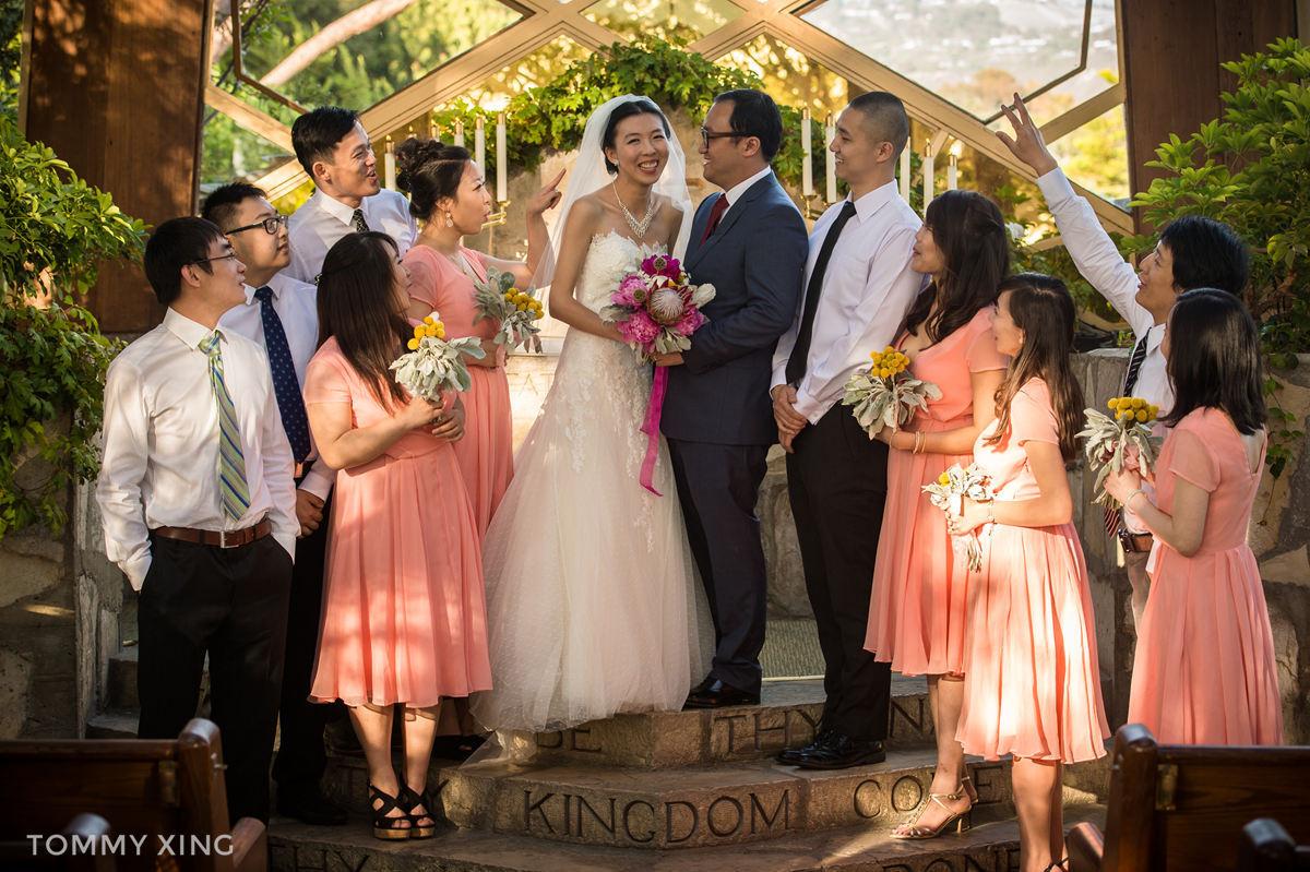 Los Angeles WAYFARERS CHAPEL Wedding - 洛杉矶玻璃教堂婚礼摄影跟拍 - Tommy Xing082.JPG