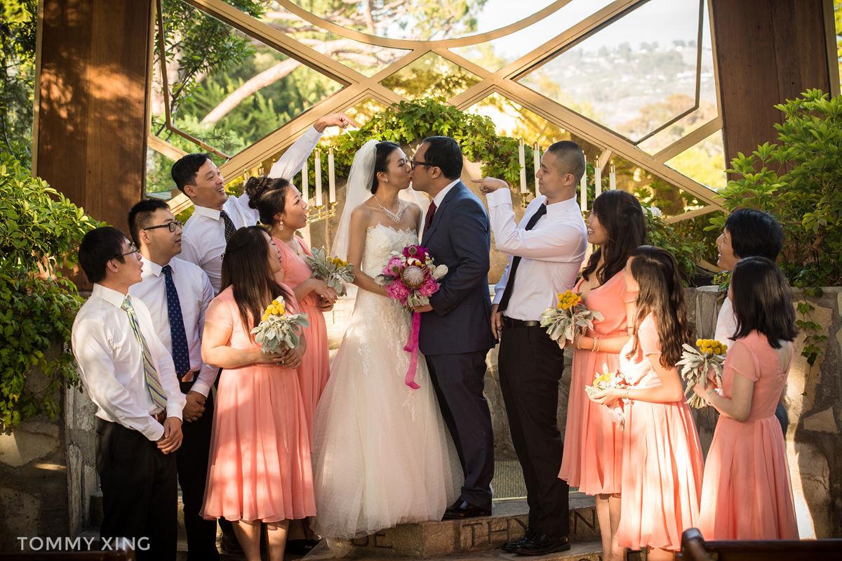 Los Angeles WAYFARERS CHAPEL Wedding - 洛杉矶玻璃教堂婚礼摄影跟拍 - Tommy Xing083.JPG