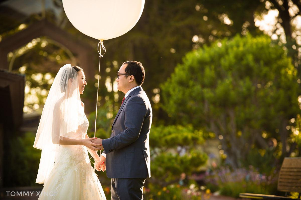 Los Angeles WAYFARERS CHAPEL Wedding - 洛杉矶玻璃教堂婚礼摄影跟拍 - Tommy Xing088.JPG
