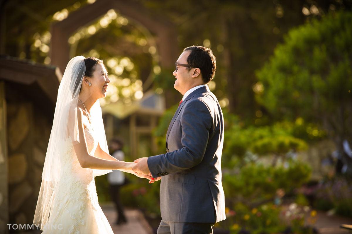 Los Angeles WAYFARERS CHAPEL Wedding - 洛杉矶玻璃教堂婚礼摄影跟拍 - Tommy Xing090.JPG