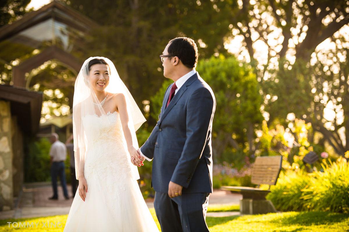 Los Angeles WAYFARERS CHAPEL Wedding - 洛杉矶玻璃教堂婚礼摄影跟拍 - Tommy Xing092.JPG