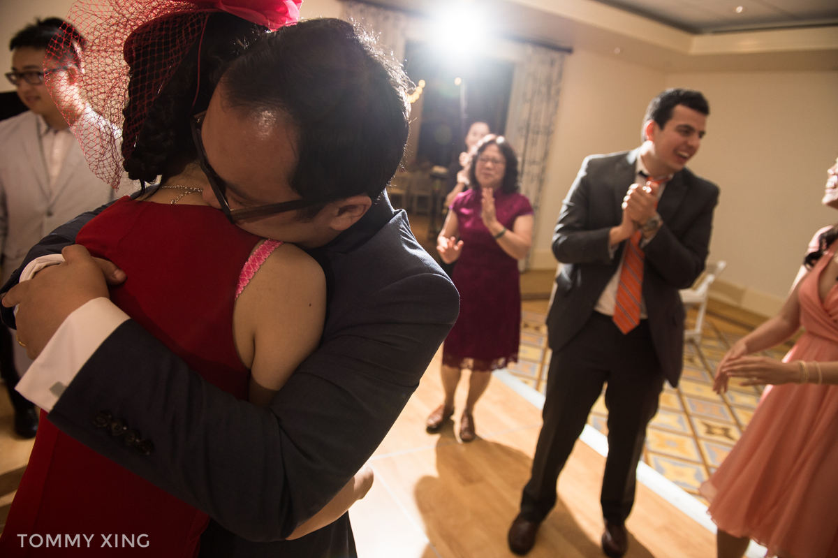 Los Angeles WAYFARERS CHAPEL Wedding - 洛杉矶玻璃教堂婚礼摄影跟拍 - Tommy Xing138.JPG